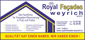 Royal Facades Weyrich